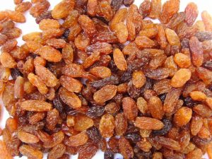 Сушёный виноград (изюм) – 1 кг