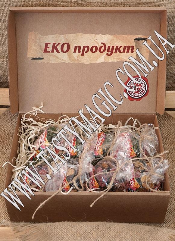 Эко-набор Овсянка ягодный, фруктовый, ореховый микс, малиновая и фиточай облепиховый,черничный, малиновый